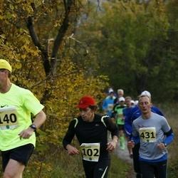 42. Saaremaa Kolme Päeva Jooks - André Abner (102), Tiit Arus (431)