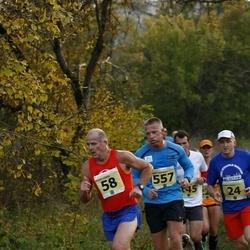 42. Saaremaa Kolme Päeva Jooks - Henno Haava (24), Sergei Lyzhin (58), Ando Hermsalu (557)