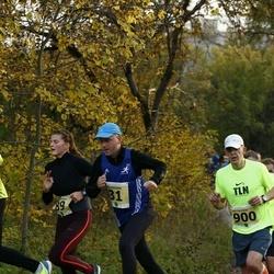 42. Saaremaa Kolme Päeva Jooks - Kaarel Tõruvere (31), Mart Salusaar (900)