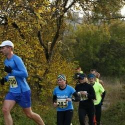 42. Saaremaa Kolme Päeva Jooks - Dagmar Vlassov (283), Anastasia Gerassimova (397)