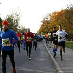 42. Saaremaa Kolme Päeva Jooks - Evert Varblas (421), Gatis Madzins (536)