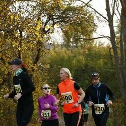 42. Saaremaa Kolme Päeva Jooks - Annely Kärema (100), Lauri Saidla (430)