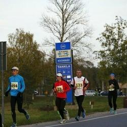 42. Saaremaa Kolme Päeva Jooks - Ülle Liiv (22), Janek Aedmäe (123), Jaan Mehik (494)