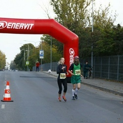 42. Saaremaa Kolme Päeva Jooks - Agne Väljaots (160), Arvo Soosalu (201)