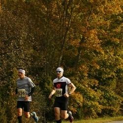 42. Saaremaa Kolme Päeva Jooks - Gaspar Sukk (208), Gatis Madzins (536)