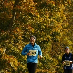 42. Saaremaa Kolme Päeva Jooks - Kaarel Tõruvere (31), Armin Kask (540)