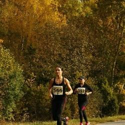 42. Saaremaa Kolme Päeva Jooks - Anastasia Gerassimova (397), Heleri Arula (566)