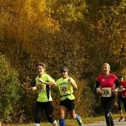 42. Saaremaa Kolme Päeva Jooks - Annika Veimer (28), Robert Mälk (42), Anne-Li Tilk (63)