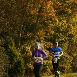 42. Saaremaa Kolme Päeva Jooks - Veiko Busch (92), Britta Panker (420)
