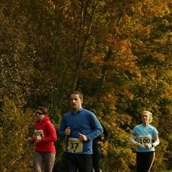 42. Saaremaa Kolme Päeva Jooks - Janis Ligats (37), Annely Kärema (100)