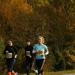 42. Saaremaa Kolme Päeva Jooks - Annely Kärema (100), Tanel Veeleid (275)