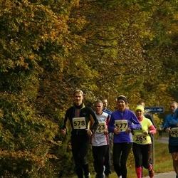 42. Saaremaa Kolme Päeva Jooks - Age Jakobson (265), Liina Kadari (577), Arvo Hallik (578)