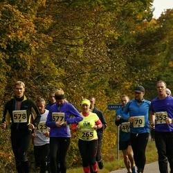 42. Saaremaa Kolme Päeva Jooks - Renee Kilk (70), Age Jakobson (265), Tormi Leinart (353), Liina Kadari (577), Arvo Hallik (578)