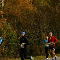 42. Saaremaa Kolme Päeva Jooks - Agne Peetersoo (142), Siiri Mustkivi (144), Rutti Räbovoitra (418)
