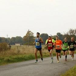 42. Saaremaa Kolme Päeva Jooks - Marek Nõmm (10), Ago Veilberg (14), Silver Mikk (118), Margus Pirksaar (227), Cris Poll (249), Kalev Õisnurm (524)