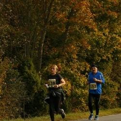 42. Saaremaa Kolme Päeva Jooks - Vaige Aav (138), Valdis Blums (152)