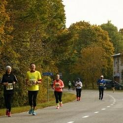 42. Saaremaa Kolme Päeva Jooks - Annika Täht (240), Airi Sokk-Kaha (552), Hamor Kaha (553)