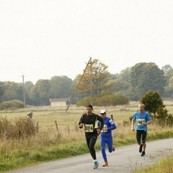 42. Saaremaa Kolme Päeva Jooks - Jaanus Bauman (374), Tauno Hang (436), Ago Kokk (465)
