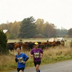 42. Saaremaa Kolme Päeva Jooks - Kristjan Suits (140), Aaron Kais (429)