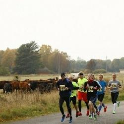 42. Saaremaa Kolme Päeva Jooks - Kaido Tambur (149), Brait Õispuu (174), Tiit Arus (431)