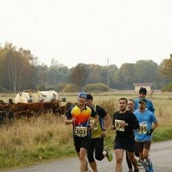 42. Saaremaa Kolme Päeva Jooks - Sander Loite (62), Arnis Sulmeisters (301), Arvi Nõmm (395)