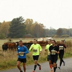 42. Saaremaa Kolme Päeva Jooks - Raigo Saar (523), Ando Hermsalu (557), Andres Klettenberg (600)