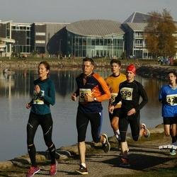 42. Saaremaa Kolme Päeva Jooks - Jüri Linde (80), Viivi-Anne Soots (279), Aaron Kais (429), Raul Tomberg (599)