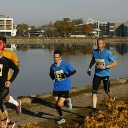 42. Saaremaa Kolme Päeva Jooks - Aaron Kais (429), Ago Kokk (465), Raul Tomberg (599)