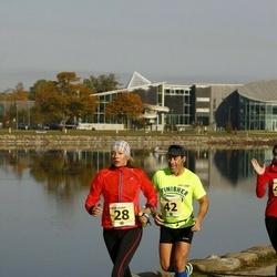 42. Saaremaa Kolme Päeva Jooks - Annika Veimer (28), Robert Mälk (42)