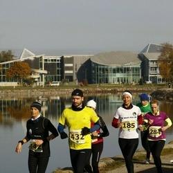 42. Saaremaa Kolme Päeva Jooks - Agne Peetersoo (142), Ave Kargaja (185), Indrek Edasi (432)