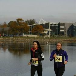 42. Saaremaa Kolme Päeva Jooks - Reena Kõrge (68), Agnes Raudam (74)