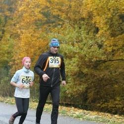 Kahe Staadioni jooks - Harmo Rukki (395), Cäthrin Liisbeth Adamson (606)