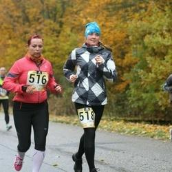 Kahe Staadioni jooks - Janeli Künnap (516), Britt Kruusma (518)