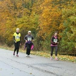Kahe Staadioni jooks - Siret Tammekänd (771), Anneli Uibu (775), Merike Gnezdov (787)