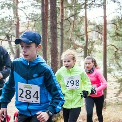 Elva mäejooks - Artur Võlu (284), Susanne Lannes (298)