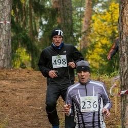 Elva mäejooks - Einsoo Aare (236), Olefirenko Vitali (498)