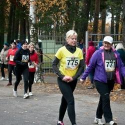 Kahe Staadioni jooks - Siret Tammekänd (771), Anneli Uibu (775)