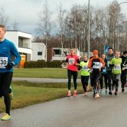 Tartu Novembrijooks - Birgit Pihelgas (7), Peep Teppo (130), Moonika Pilli (164)