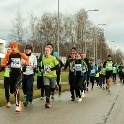 Tartu Novembrijooks - Birgit Pihelgas (7), Moonika Pilli (164)