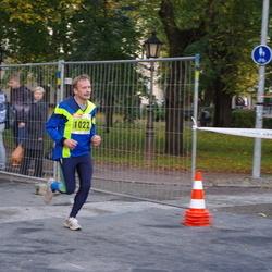 1. Tartu Linnamaraton / Sügisjooks - Aare Kiik (1022)