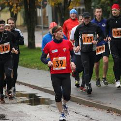 1. Tartu Linnamaraton / Sügisjooks - Aarne Luud (39), Marti Soosaar (75), Riho Kikkas (175)