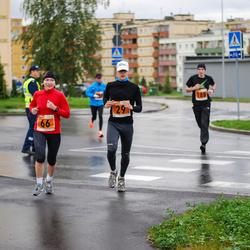 1. Tartu Linnamaraton / Sügisjooks - Taavi Tuisk (29), Annika Vaher (66)