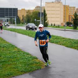 1. Tartu Linnamaraton / Sügisjooks - Andre Abner (34)