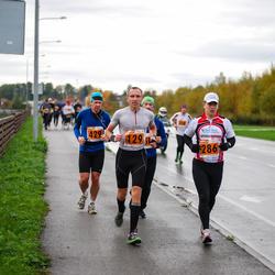 1. Tartu Linnamaraton / Sügisjooks - Rain Vellerind (129), Alar Lehesmets (286), Kuido Kond (429)