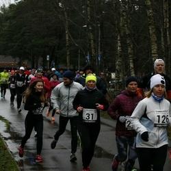 13. Vana-aasta jooks ja maraton - Age Jakobson (31), Marko Koppa (70), Margit Mets (126), Maarja Müür (292)