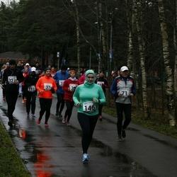 13. Vana-aasta jooks ja maraton - Agu Koppa (71), Liis Nurmis (146)