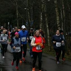 13. Vana-aasta jooks ja maraton - Anne Arendi (11), Anna Leena Koržets (76), Teele Pern (163), Risto Raaper (181), Margit Peebo (300)