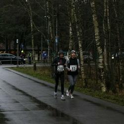 13. Vana-aasta jooks ja maraton - Elis Krusel (83), Annika Rooväli (200)