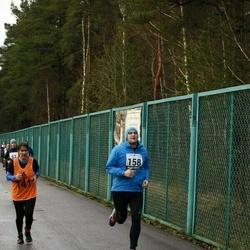 13. Vana-aasta jooks ja maraton - Artur Parm (158)