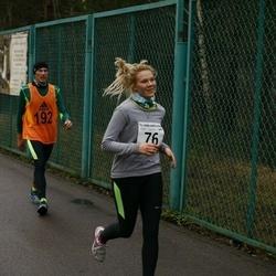 13. Vana-aasta jooks ja maraton - Anna Leena Koržets (76), Villu Zirnask (192)